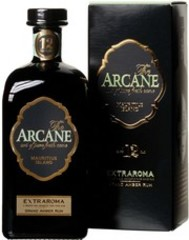 Ром The Arcane Extraroma Grand Amber 12 Years Old gift box, 0,7 л.