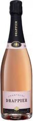 Шампанское Champagne Drappier, Brut Rose, Champagne AOC, 0,75 л.
