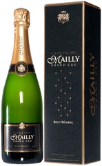 Шампанское Champagne Mailly, Brut Reserve gift box , 0,75 л.