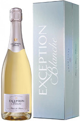 Шампанское Champagne Mailly Exception Blanche Grand Cru Blanc de Blancs 2007, gift box , 0,75 л.