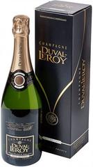 Шампанское Duval-Leroy Brut gift box, 0,75 л.