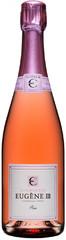 Шампанское Eugene III Rose Brut, Champagne AOC, 0,75 л.