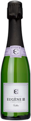 Шампанское Eugene III Tradition Brut, Champagne AOC, 375 мл