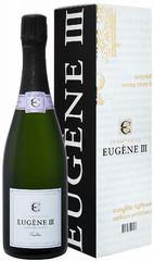 Шампанское Eugene III Tradition Brut, Champagne AOC, gift box , 0,75 л.