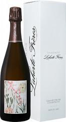 Шампанское Laherte Freres, Blanc de Blancs Brut Nature, Champagne AOC gift box , 0,75 л.