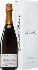 Шампанское Laherte Freres, Blanc de Blancs Brut Nature Grand Cru Champagne AOP gift box , 0,75 л.