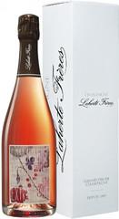 Шампанское Laherte Freres Rose de Meunier Extra Brut gift box , 0,75 л.