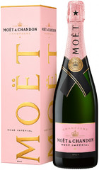 Шампанское Moet & Chandon Brut Imperial Rose, 0,75 л.
