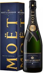 Шампанское Moet & Chandon Nectar Imperial, 0.75 л.