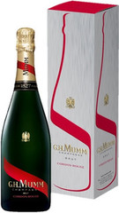 Шампанское Mumm Cordon Rouge gift box, 0,75 л.