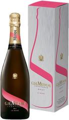 Шампанское Mumm Rose gift box, 0,75 л.