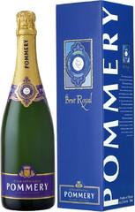 Шампанское Pommery Brut Royal, Champagne AOC, gift box, 0,75 л.