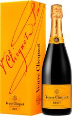 Шампанское Veuve Clicquot, Brut, в п/у, 0,75 л.