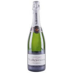 Шампанское Vollereaux Brut Reserve Champagne, 0,75 л.