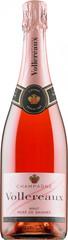 Шампанское Vollereaux Brut Rose de Saignee Champagne, 0,75 л.