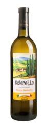 Вино Soleretto Bianco Semidolce, 0,75 л.