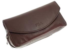 Сумка P&A для трубки и табака P315-Brown