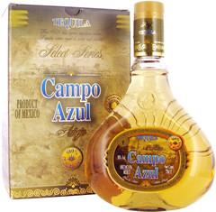 Текила  Anejo Campo Azul, gift box, 0.7 л