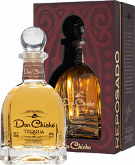 Текила Don Chicho Reposado, gift box, 0.75 л