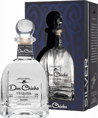 Текила Don Chicho Silver, gift box, 0.75 л