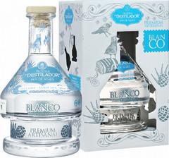 Текила El Destilador Premium Artesanal Blanco, gift box, 0.75