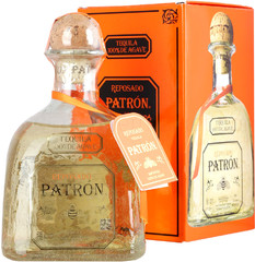 Текила Patron Reposado, gift box, 0.75 л