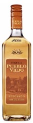 Текила Pueblo Viejo Reposado , 0,7 л.