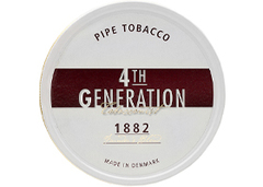Трубочный табак 4th Generation 1882 банка 50 гр.