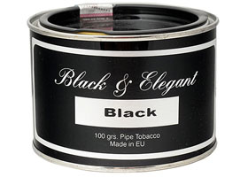 Трубочный табак Black & Elegant Black