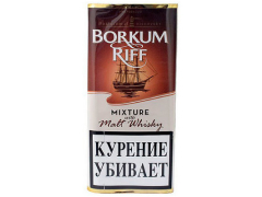 Трубочный табак Borkum Riff Mixture Malt Whiskey