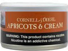Трубочный табак Cornell & Diehl Aromatic Blends - Apricots & Cream