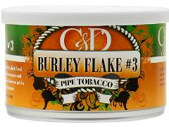 Трубочный табак Cornell & Diehl Burley Blends Burley Flake №3