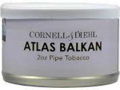 Трубочный табак Cornell & Diehl English Blends - Atlas Balkan