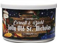 Трубочный табак Cornell & Diehl Special product Jolly Old Saint Nicholas