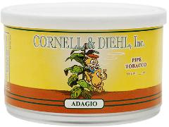 Трубочный табак Cornell & Diehl Tinned Blends Adagio