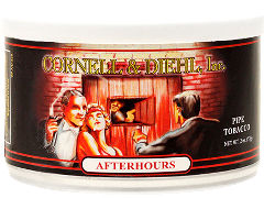 Трубочный табак Cornell & Diehl Tinned Blends Afterhours
