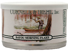 Трубочный табак Cornell & Diehl Tinned Blends Bayou Morning Flake