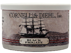 Трубочный табак Cornell & Diehl Tinned Blends Black Frigate