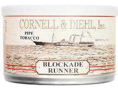 Трубочный табак Cornell & Diehl Tinned Blends Blockade Runner
