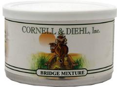 Трубочный табак Cornell & Diehl Tinned Blends Bridge Mixture