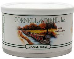 Трубочный табак Cornell & Diehl Tinned Blends Canal Boat