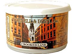 Трубочный табак Cornell & Diehl Tinned Blends Crooked Lane