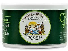 Трубочный табак Cornell & Diehl Tinned Blends Cross Eyed Cricket