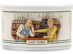 Трубочный табак Cornell & Diehl Tinned Blends Easy Times