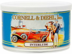 Трубочный табак Cornell & Diehl Tinned Blends Interlude Flake