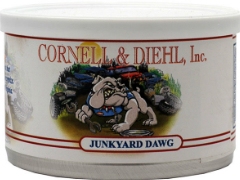 Трубочный табак Cornell & Diehl Tinned Blends Junkyard Dawg