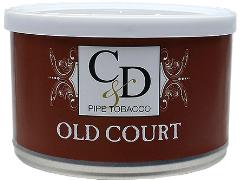 Трубочный табак Cornell & Diehl Tinned Blends Old Court