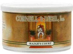 Трубочный табак Cornell & Diehl Tinned Blends Rajah's Court