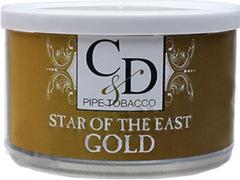 Трубочный табак Cornell & Diehl Tinned Blends Star of the East Flake Gold