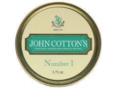 Трубочный табак для трубки John Cotton's Number 1